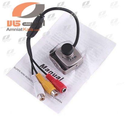 Mini-camera-6LEDS-420TVL